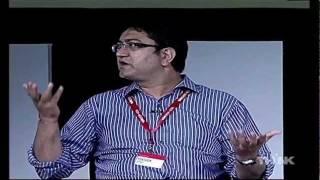 Prakash Jha Prasoon Joshi Anurag Kashyap & Qaushiq Mukherjee At THiNK 2011