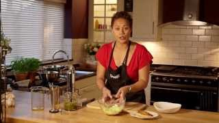 Chicken with Pesto & Fresh Tagliatelle by Monica Galetti  preview