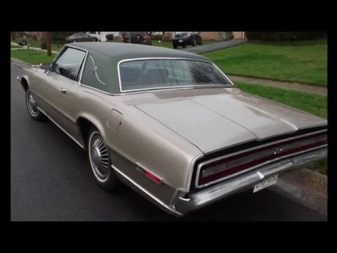 Video of '68 Ford Thunderbird - $8,275.00 Offered by a Private Seller - LBWD