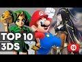 Top 10 Melhores Jogos Do Nintendo 3ds