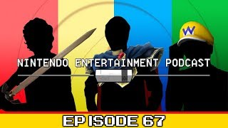 Nintendo Entertainment Podcast Ep. 67: Heroic Couples