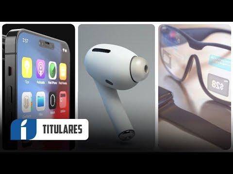 La revolución de Apple: Gafas AR, iPhone 2020, AirPods PRO...