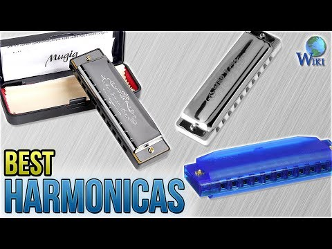 8 Best Harmonicas 2018