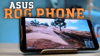 Неигровой ASUS ROG Phone