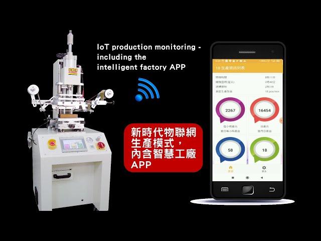 FABM01-Hot Stamping Machine /Bronzing Machine