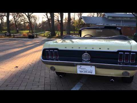 Video of '68 Mustang - FUHB