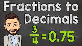 How To Convert Fractions To Decimals