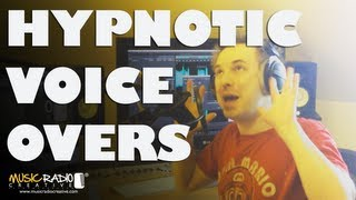 Hypnosis Voice Techniques and Hypnotic Sound Effects (3D)
