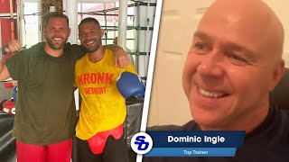 'Kell Brook WITHIN REACH OF 147 For Terence Crawford' - Dominic Ingle