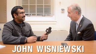 Conversation with Assemblyman John Wisniewski