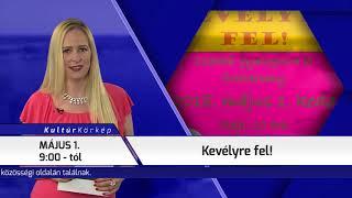 TV Budakalász / Kultúrkörkép / 2018.04.26.