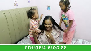 Ethiopia Vlog 22 CHILL DAY with my Best Friends | Amena
