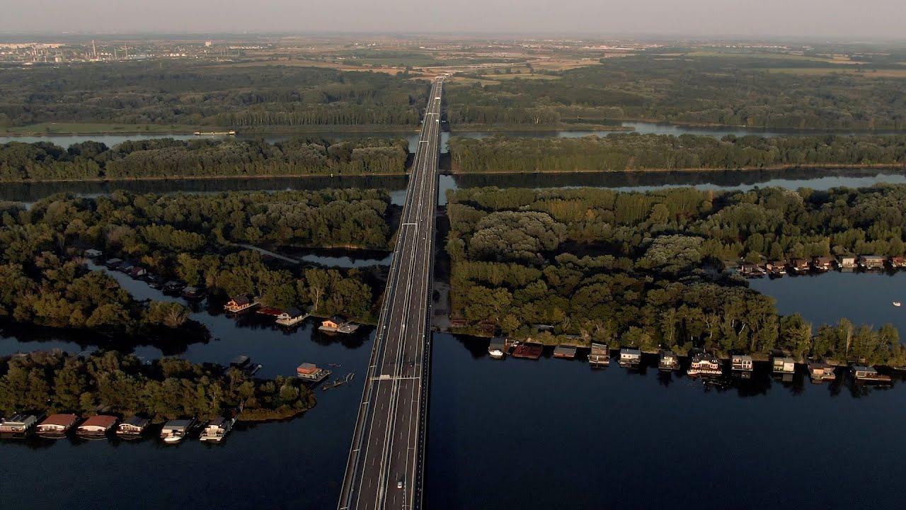 Magyarországot és Ausztriát is közelebb hozza a Csallóközhöz az Ártéri híd