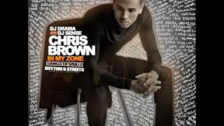 Chris Brown- Invented Head 2010 [In My Zone Mixtape]