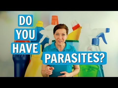 Parasites - House Cleaners at Risk
