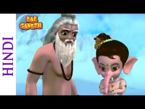 Bal Ganesh - Ganesh Brings Kaveri To Earth - Children Mythological Stories