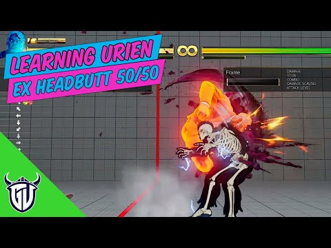 Nemo's EX Headbutt 50/50 Setup - Learning Urien
