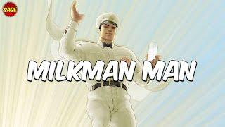 Who is DC Comics' Milkman Man? Pinnacle Multiversal Superman.