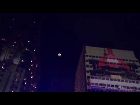 Alien UFO Drone New Year Sightings Caught on Tape!