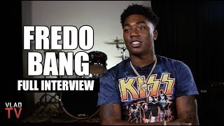 Fredo Bang on NBA Youngboy, Gee Money, Louis BadAzz (Full Interview)