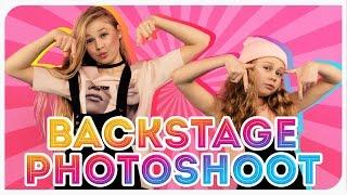 Бекстейдж с фотосессии /// backstage photoshoot