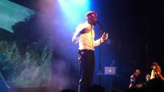 Frank Ocean - Acura Integurl (New Version @ Bowery Ballroom NYC)