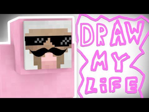 Draw My Life - Pink Sheep