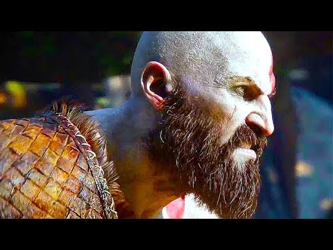 God of War 4 Cinematic Trailer