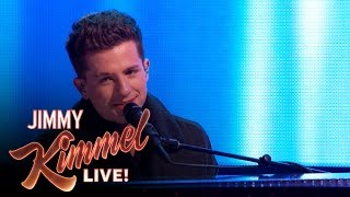 """Charlie Puth Performs """"One Call Away"""""""