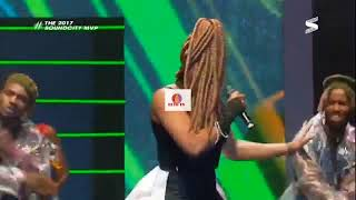 Yemi Alade Performance At Soundcity MVP Awards 2018