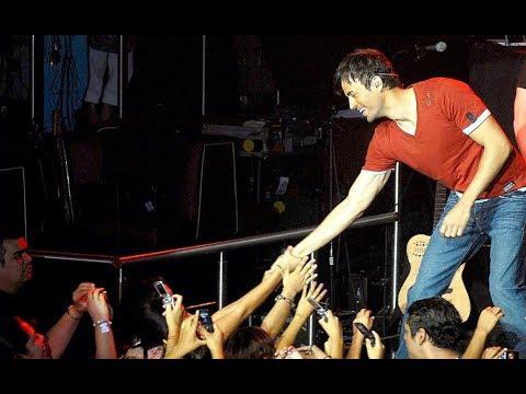 Enrique Iglesias - Mentiroso (LIVE)