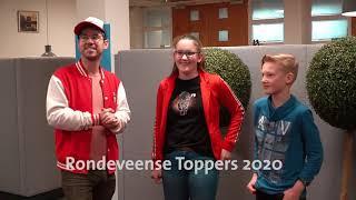 Eerste uitreiking van de Rondeveense Toppers, één groot succes
