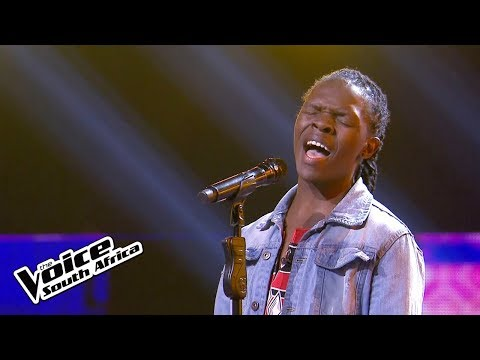 Skhumbuzo Ndaba – 'Sonvanger' | Blind Audition | The Voice SA: Season 3 | M-Net