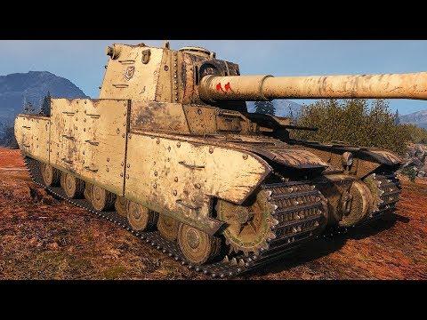 Type 5 Heavy - DIE HARD - World of Tanks Gameplay