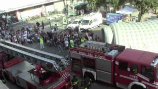 preview picture of video 'Sesto Fiorentino: 6 aprile 2012 - Giornata della Protezione Civile'