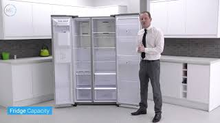 Samsung RS68N8941SL Family Hub American Fridge Freezer review