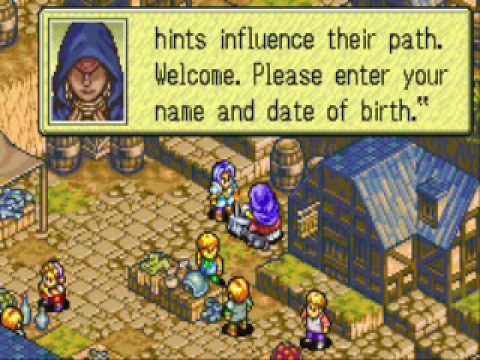 tactics ogre the knight of lodis gba