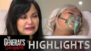 Corazon blames herself for what happened to Rhian | The General's Daughter (With Eng Subs)