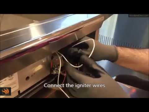 Replacing the ProSear Igniter in a Lynx Grill