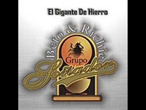 GRUPO SONADOR-EL GIGANTE DE HIERRO