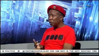 Question Time: Julius Malema
