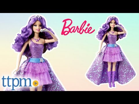 Barbie: The Princess and the Popstar Keira Doll from Mattel