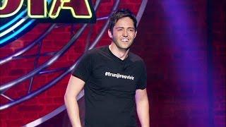 David Guapo: Vivir En Pareja   El Club De La Comedia