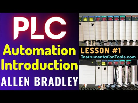 PLC Training 1 - Introduction to Industrial Automation - YouTube