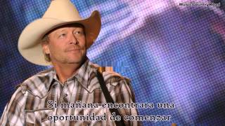 I'd Love you All Over Again - Alan Jackson (Subt. al Español)