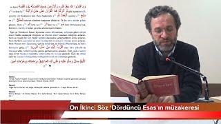 Risale Okuma Kılavuzu[Ders 64]On İkinci Söz 'Dördüncü Esas'ın müzakeresi
