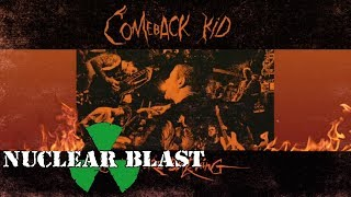 COMEBACK KID - Beds Are Burning (OFFICIAL VISUALIZER)