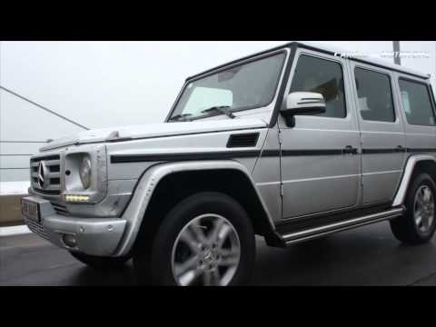 2013 Mercedes Benz G class video review