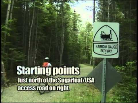 Narrow Gauge Pathway