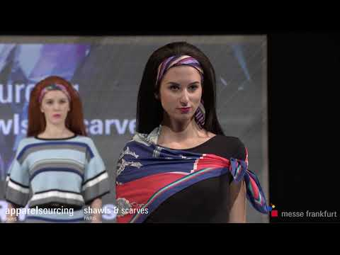 Mongolia On Stage - Catwalk at Apparel Source Paris 2020
